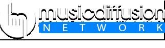 MusicDiffusion Network Logo