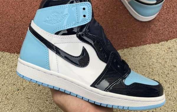 Where To Buying 2020 Air Jordan 1 High OG 'Blue Chill' CD0461-401 For Girls