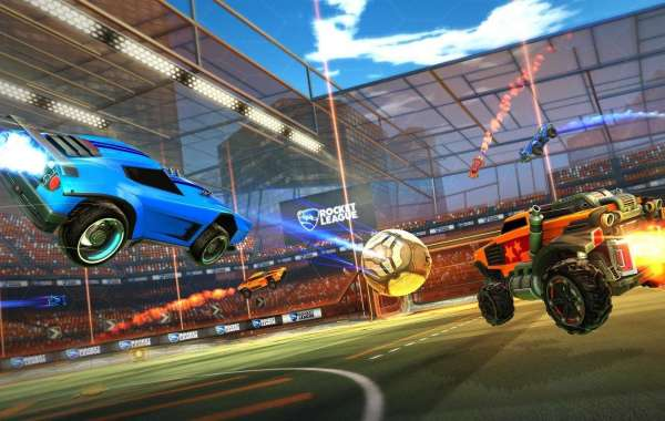 Rocket League has exhausted abounding hats abashed