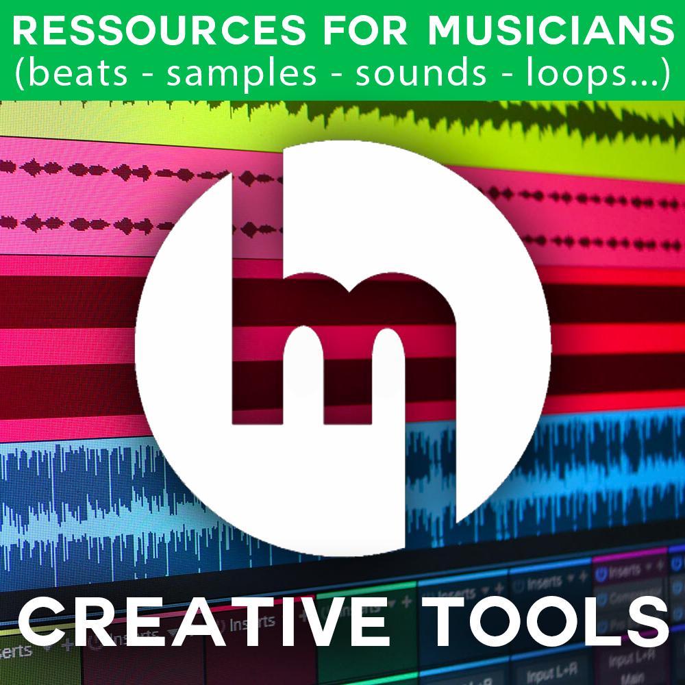 MusicDiffusion Creative Tools (Beats, Sounds, Audio Samples and more)   MusicDiffusion®