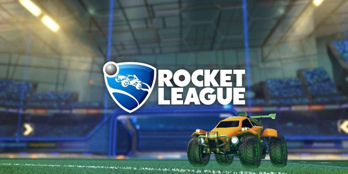 Rocket League has an splendid aesthetic