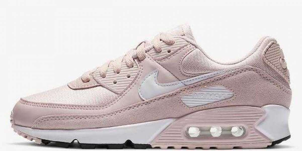 2020 Nike Air Max 90 Barely Rose Will Release Soon