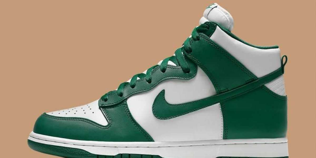 "CZ8149-100 Nike Dunk High SP ""Pro Green"" Will Coming Holiday"