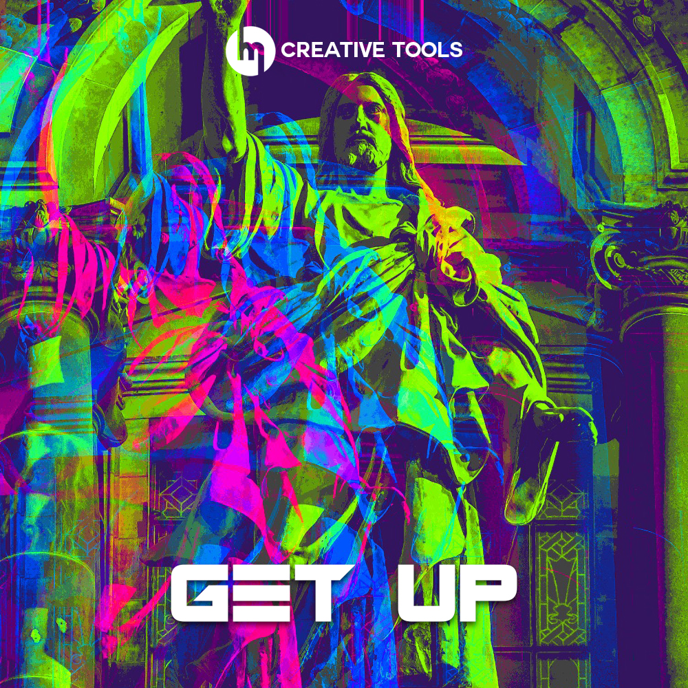 """Get Up"" [Electro/Bass House Beat + Audio Samples] 