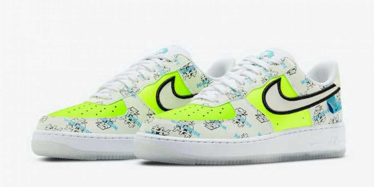 Newest Nike Air Force 1 Worldwide Pack for Sale Now