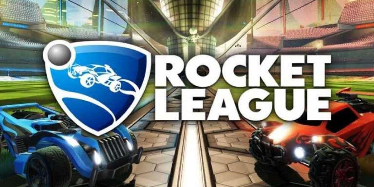 Rocket League Credits wheel or the like