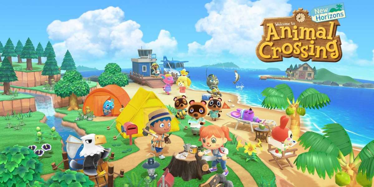 Animal Crossing Bells end in the northern part of the island