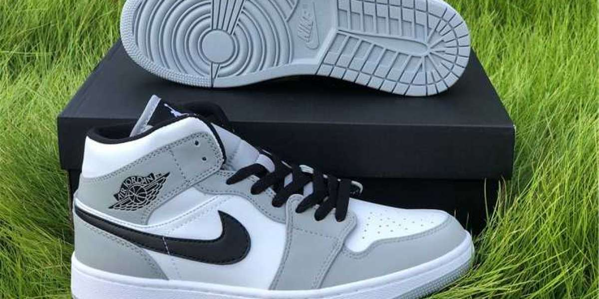 "Where To Buy Jordan Air Jordan 1 Mid ""Light Smoke Grey""?"
