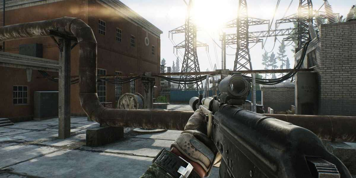 Escape from Tarkov is a hardcore shooter
