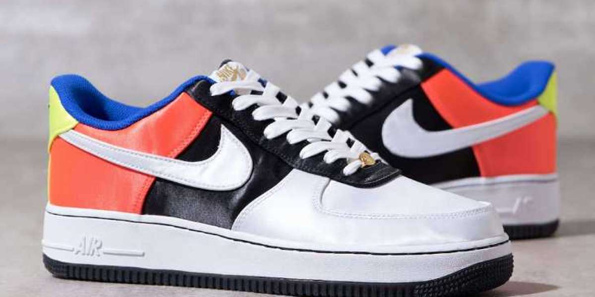 Hot Nike Air Force 1 Olympic 2014 Returning This Month