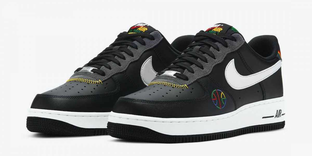 "New Sale Nike Air Force 1 Low ""Live Together, Play Together"" Basketball Shoes DC1483-001"