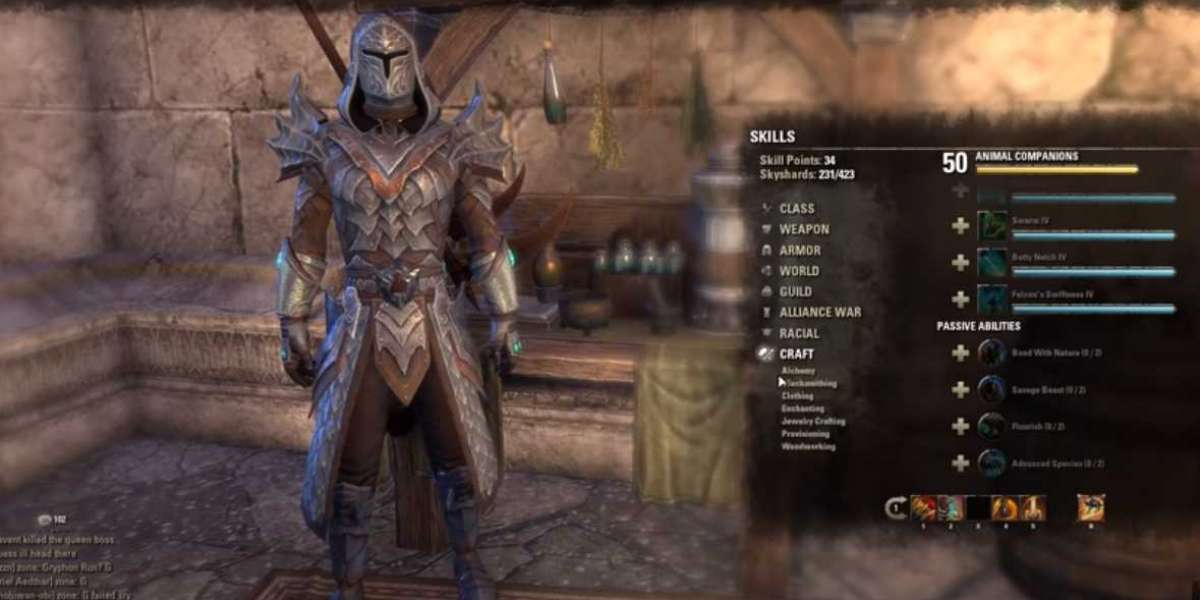 Ways To Earn Gold In The Elder Scrolls Online
