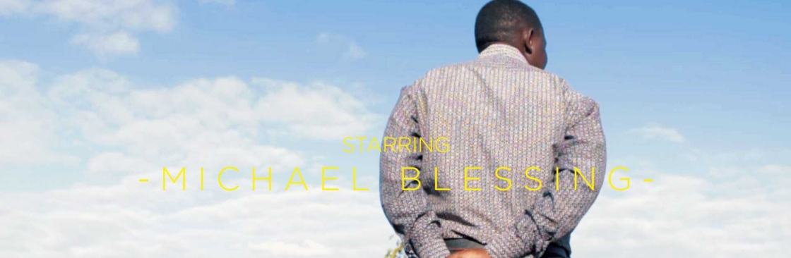 Michael Blessings Cover Image