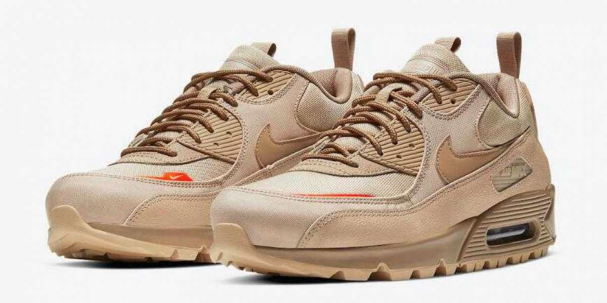 CQ7743-200 Nike Air Max 90 Surplus Desert Releasing Soon