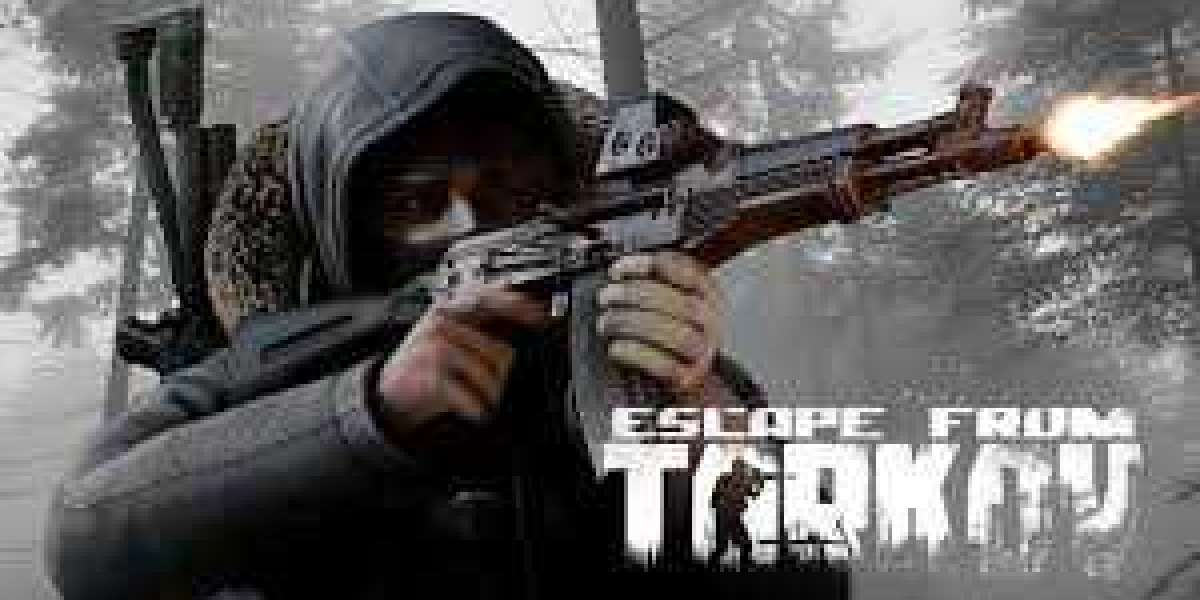 Escape from Tarkov is a compelling game about gear