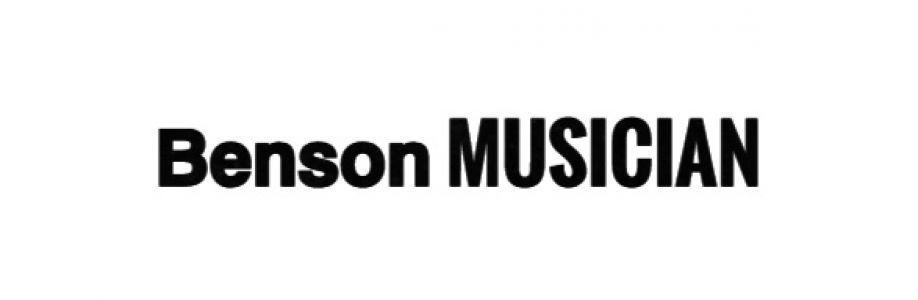 Benson Musician Cover Image