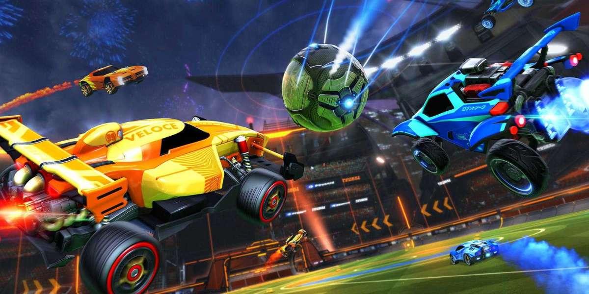 Rocket League Psyonixs phenomenally a hit soc-car recreation