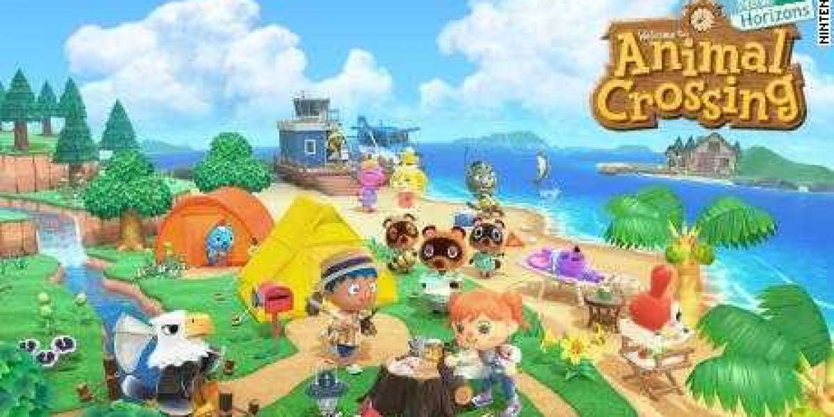 This is simply one instance of the many creations Animal Crossing