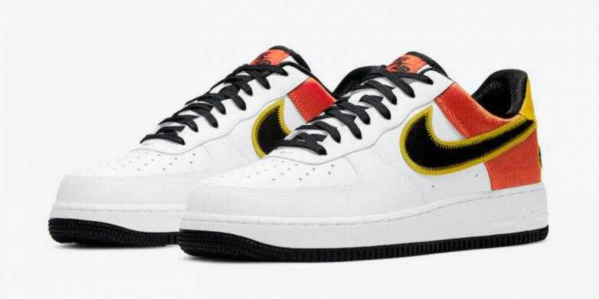 CU8070-100 Nike Air Force 1 Raygun to Arrive on January 2, 2021