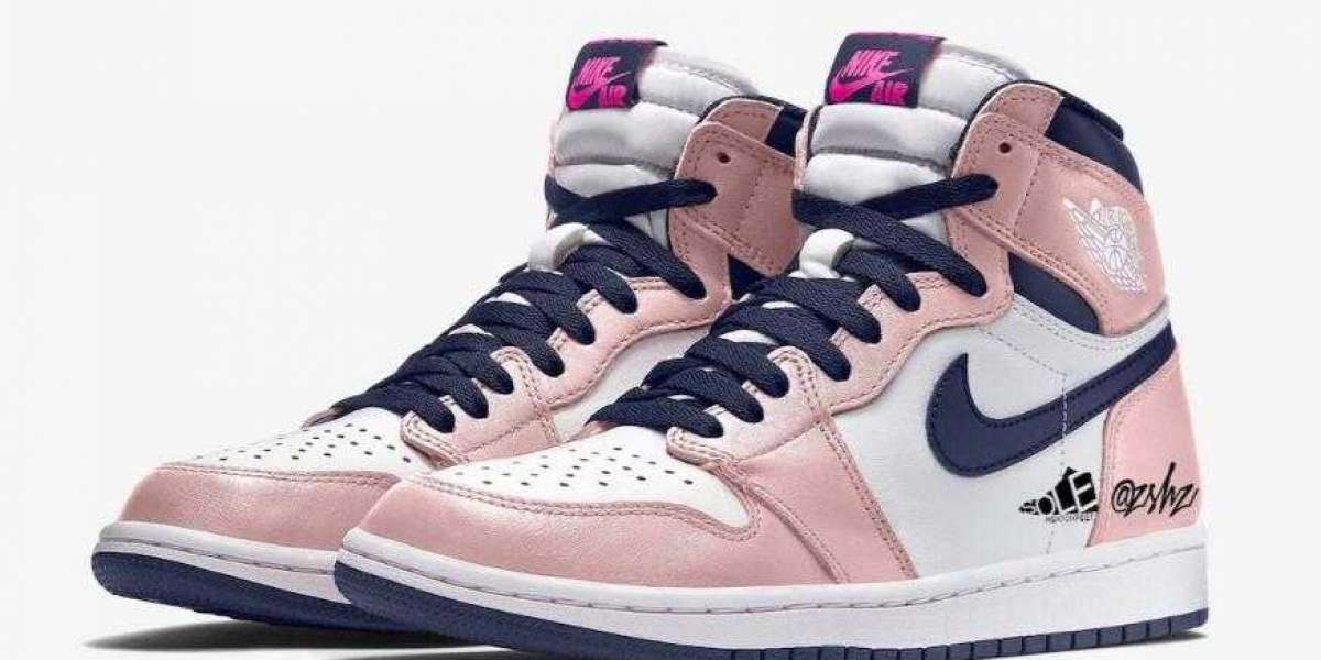Air Jordan 1 High OG Atmosphere Women Shoes Coming Fall 2021