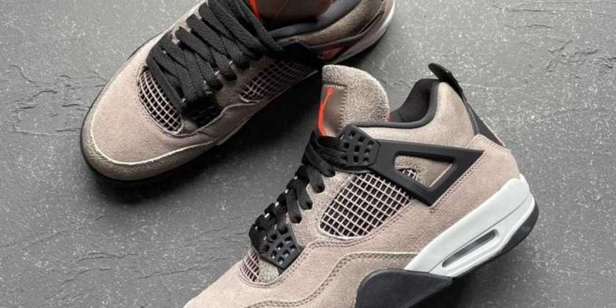 """DB0732-200 Air Jordan 4 """"Taupe Haze"""" Will Be Officially Released On January 28, 2021"""