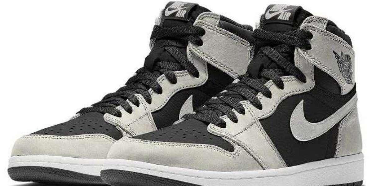Air Jordan 1 Retro High OG Black Smoke Gray Will Release Very Soon