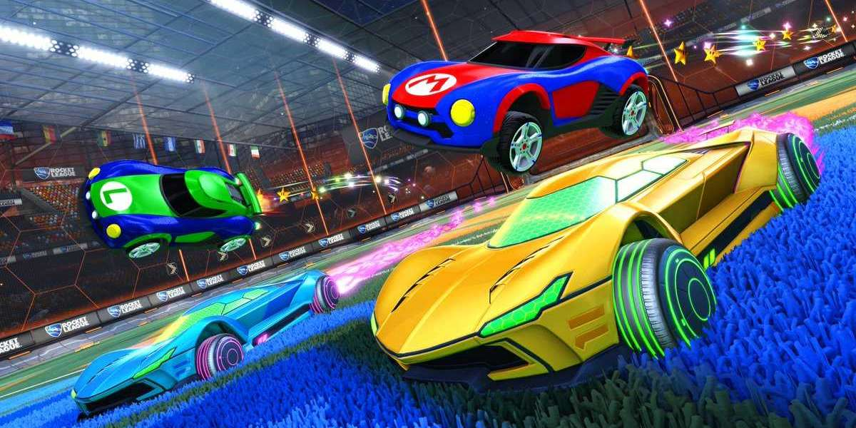 Rocket League is launching as free-to-play the next day