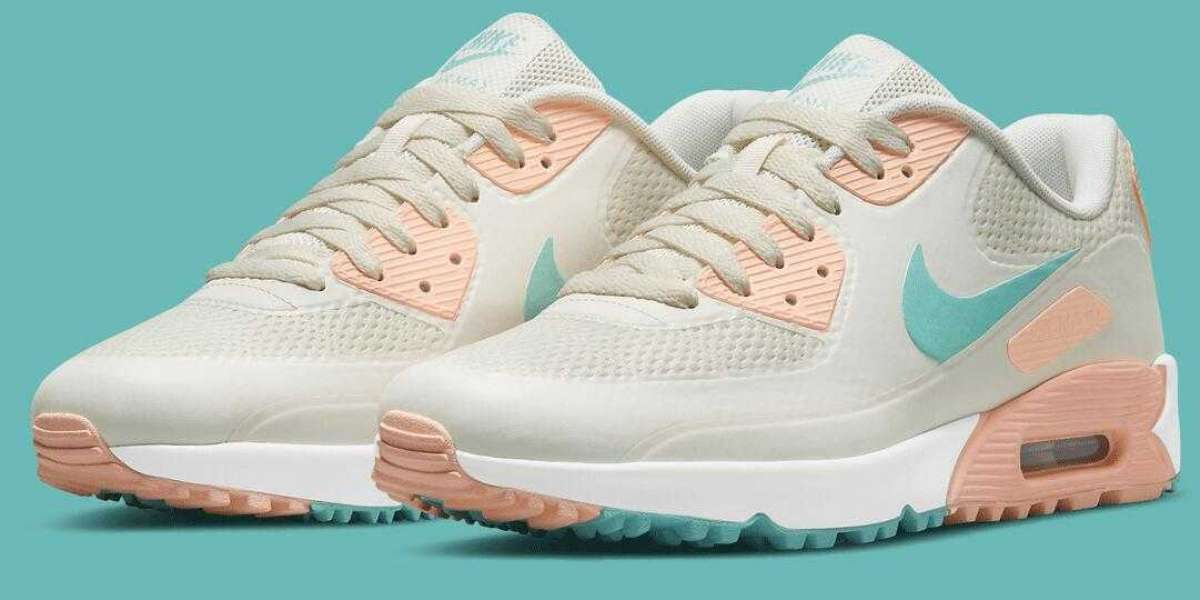 Nike Golf Continues To Release Beach Themes For The Air Max 90 G