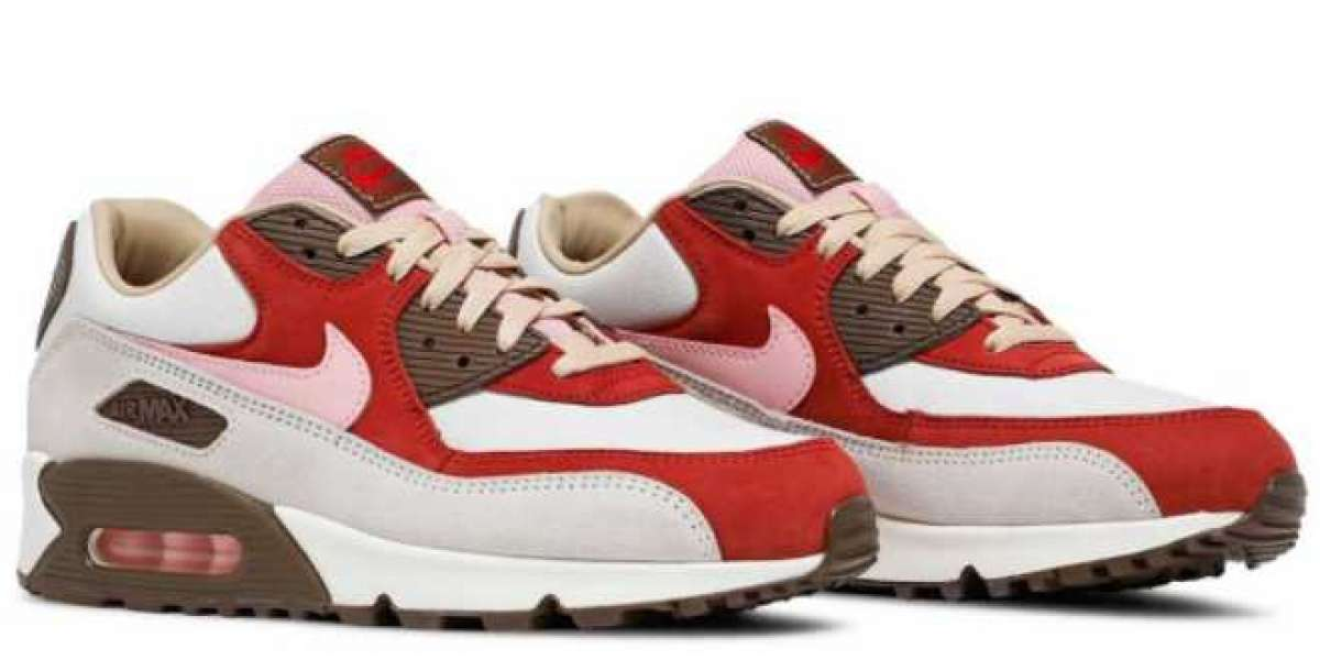 "Where To Buy DQM x Nike Air Max 90 ""Bacon"" CU1816-100 ?"