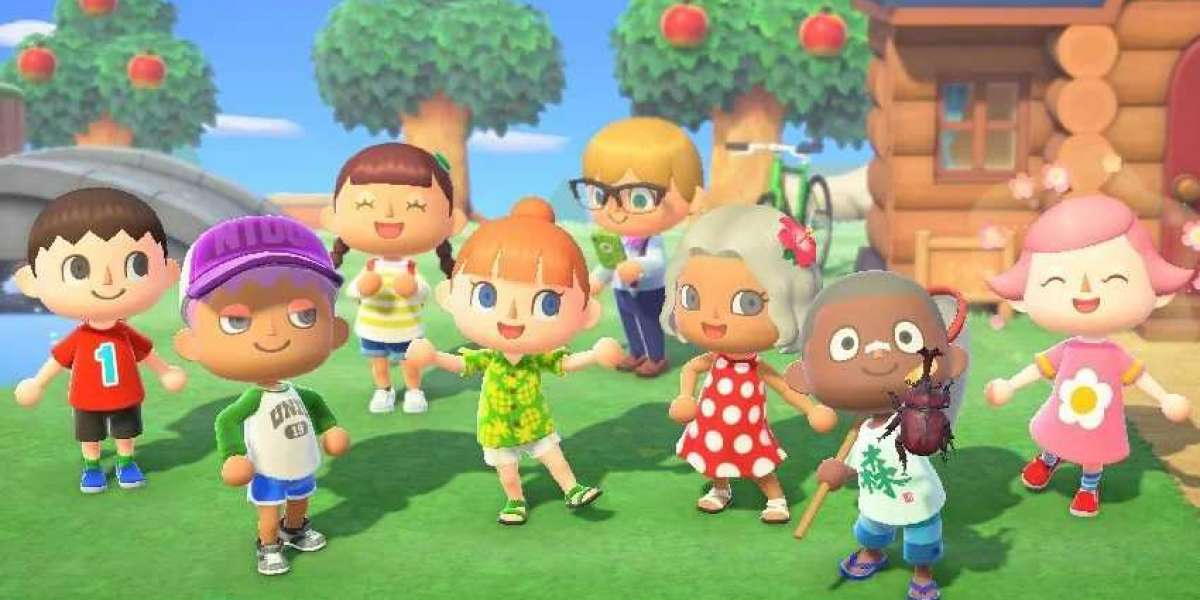 Animal Crossing New Horizons gets a few clean New Years items