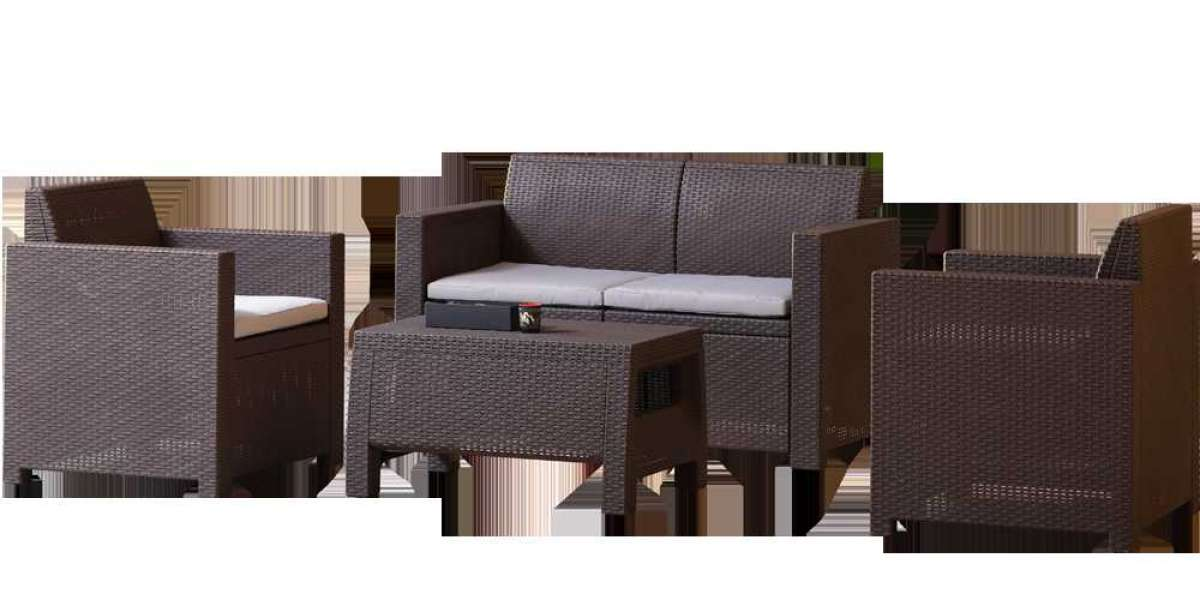 Insharefurniture Guide to Care and Maintaining Your Rattan Outdoor Furniture