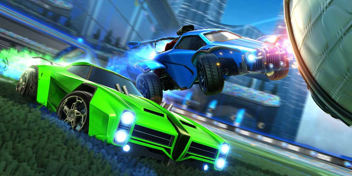 Rocket League is a football sport with vehicles