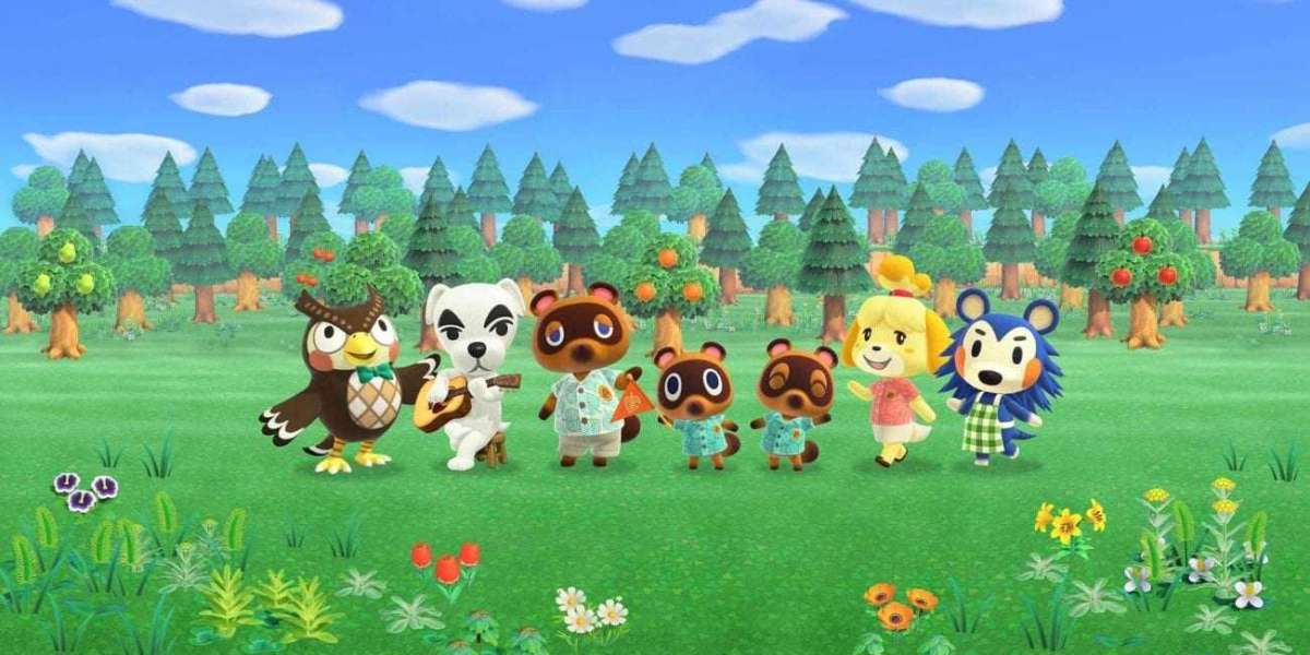 Animal Crossing New Horizons offers players a go at making