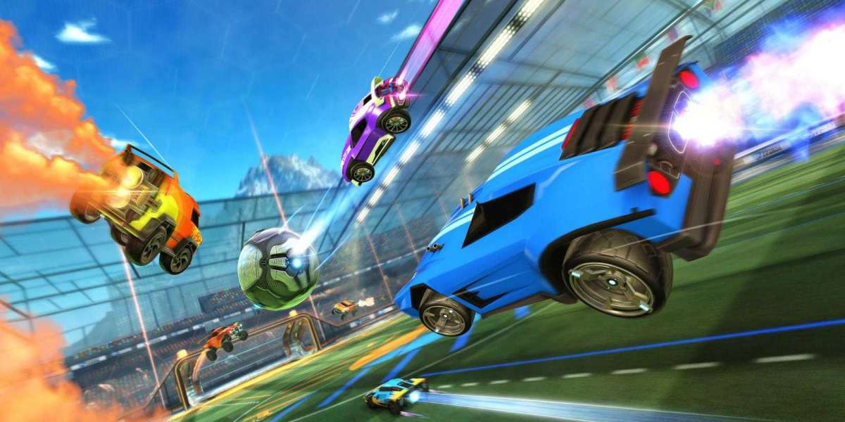 Epic Games is making its new partnership with Rocket League
