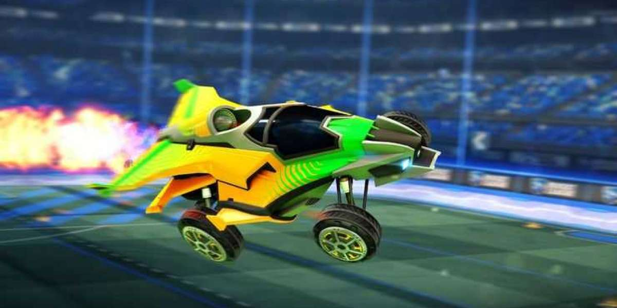 Rocket League has persevered to hit its stride with a passionate participant