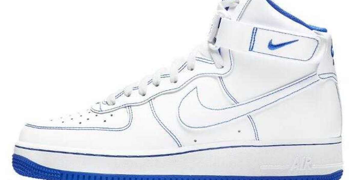 New Brand Nike Air Force 1 High Racer Blue Coming Soon