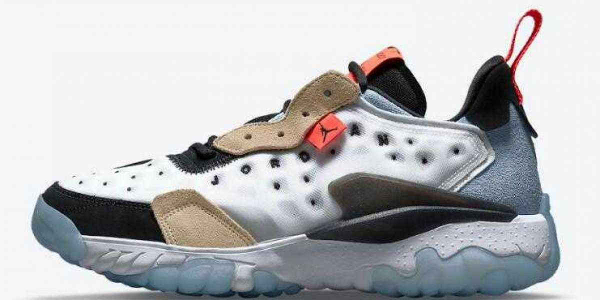 """New Fahion Jordan Delta 2 """"Thermo White"""" to Arriving in May"""