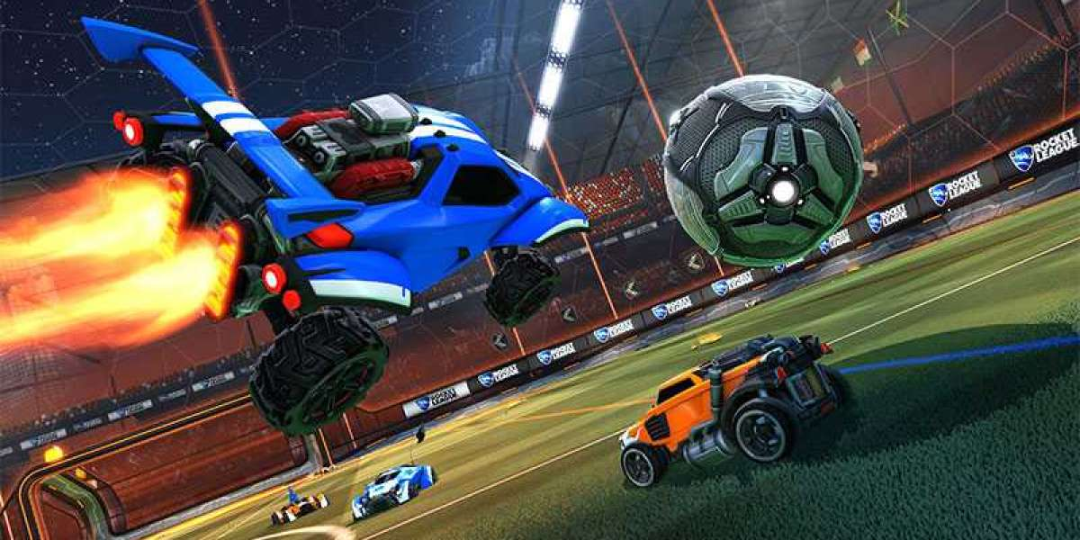 Psyonix is celebrating Rocket Leagues free to play launch