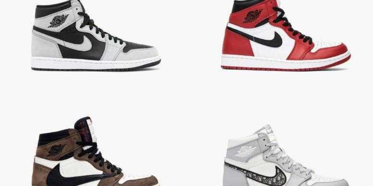 This Week Best Release is Air Jordan 1 Retro High OG Shadow 2.0