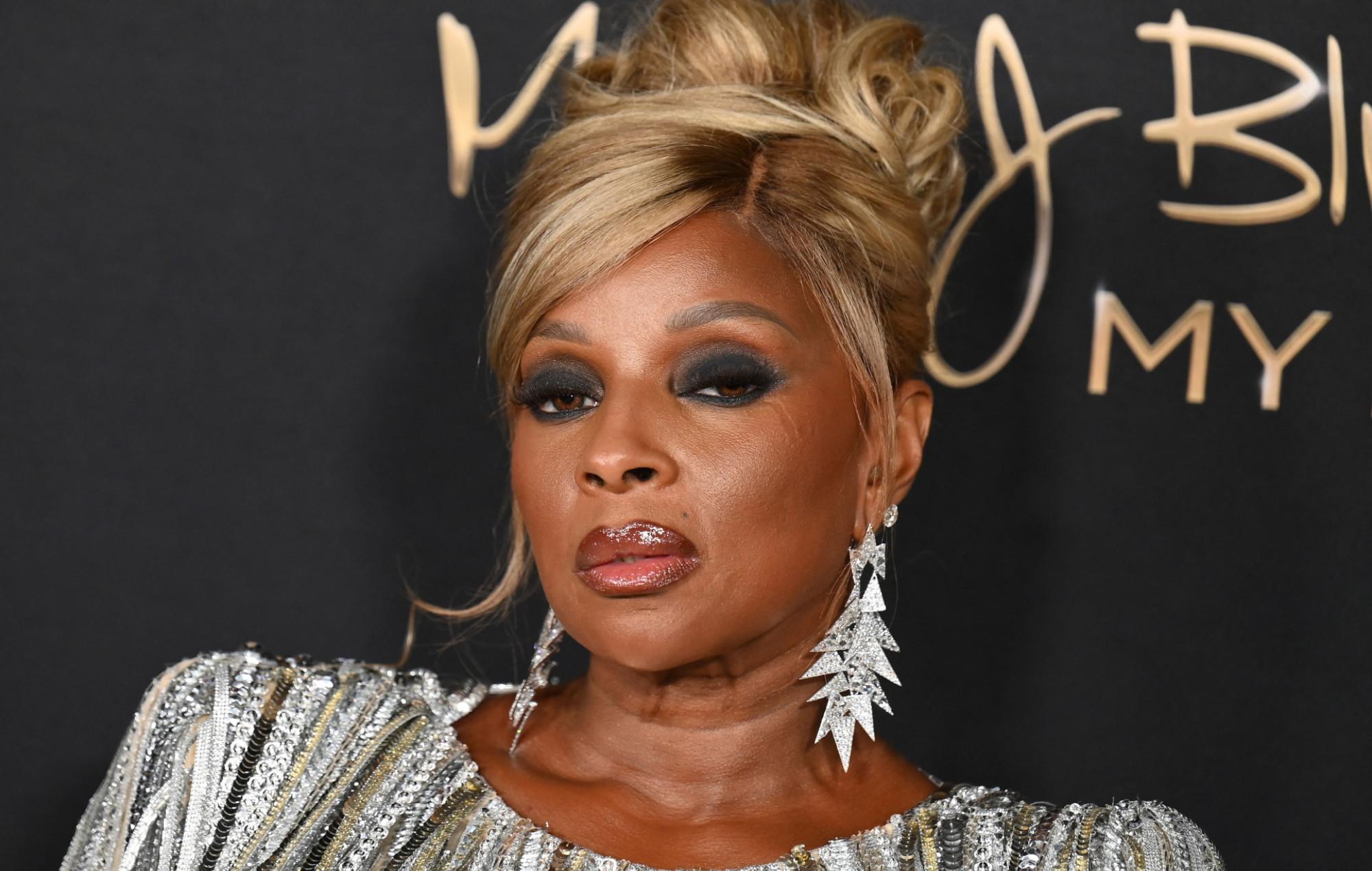 Mary J. Blige shuts down idea of taking part in a Verzuz battle