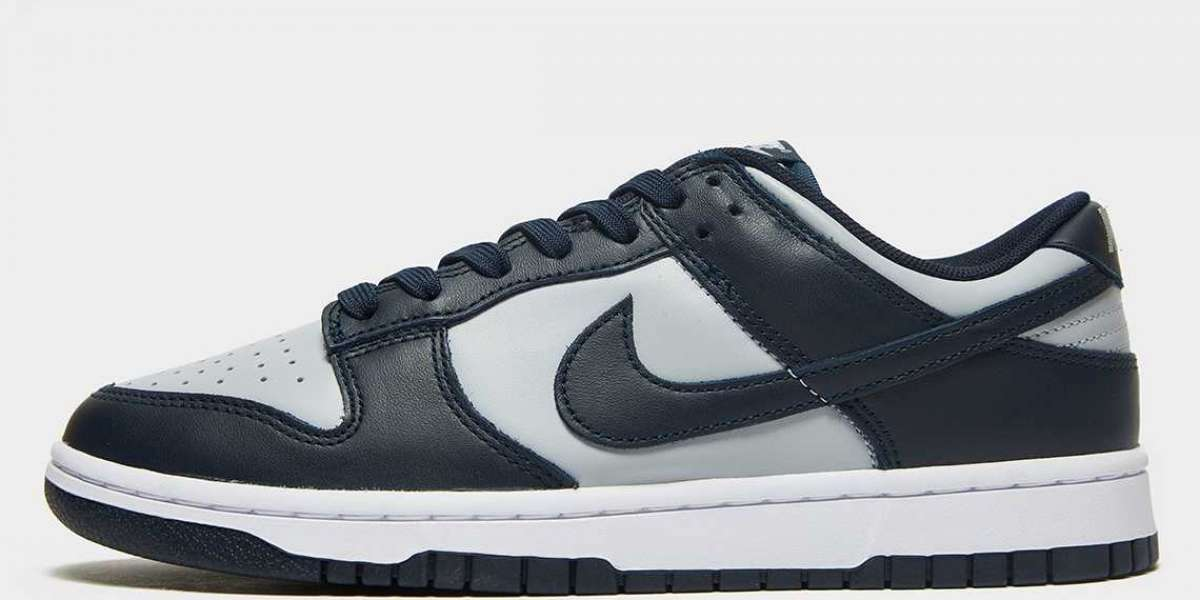 """CW1590-004 Nike Dunk Low """"Georgetown"""" will be released this summer"""