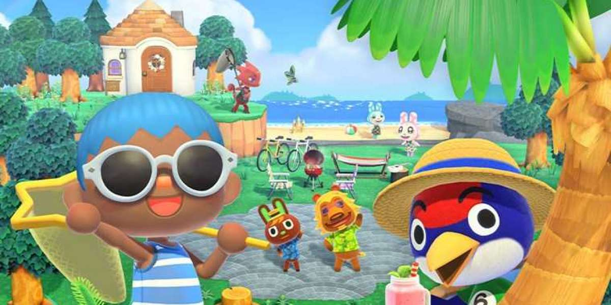When the ground is protected in snow in Animal Crossing New Horizons