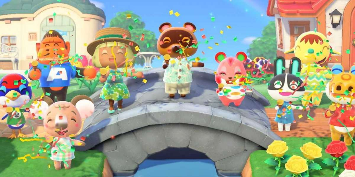 Animal Crossing New Horizons is currently available for the Nintendo Switch