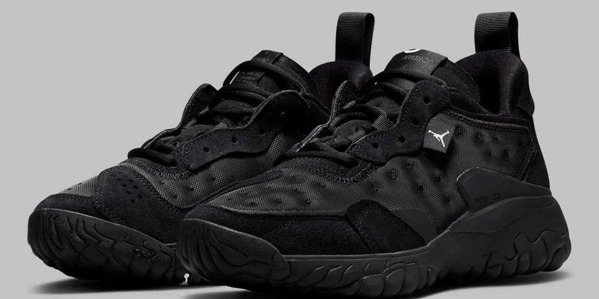 """Jordan Delta 2 """"Triple Black"""" CW0913-001 release information"""