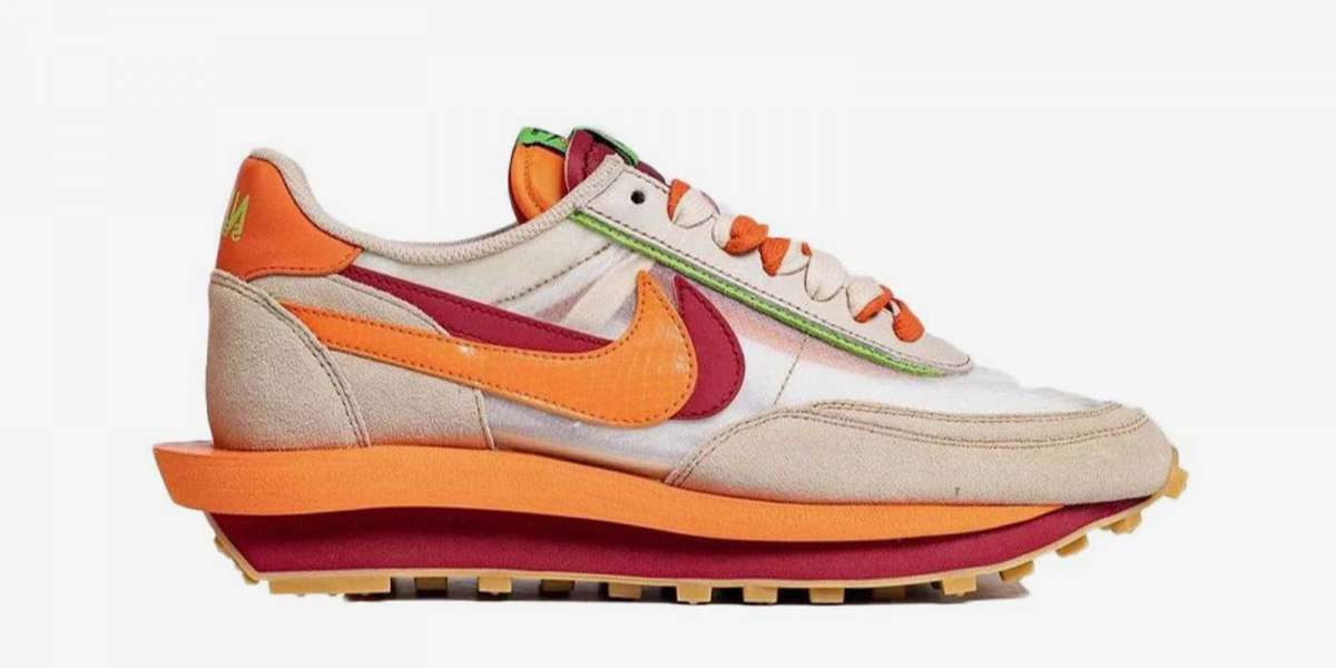 Nike x Sacai x CLOT will be released on September 14
