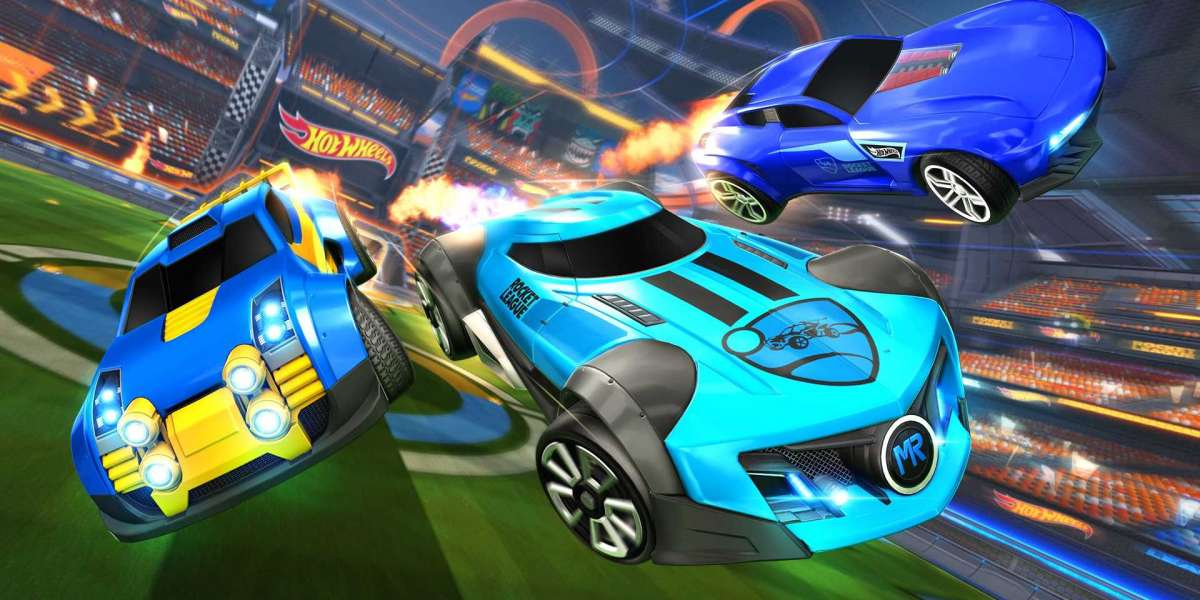 Rocket League's in-game Esports Shop changed into introduced in April 2019