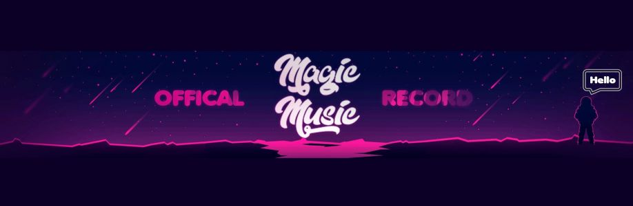 Magic Music Record Cover Image