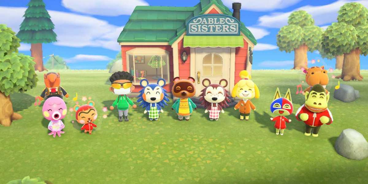 Those are simplest the primary two Animal Crossing Build-a-Bear toys